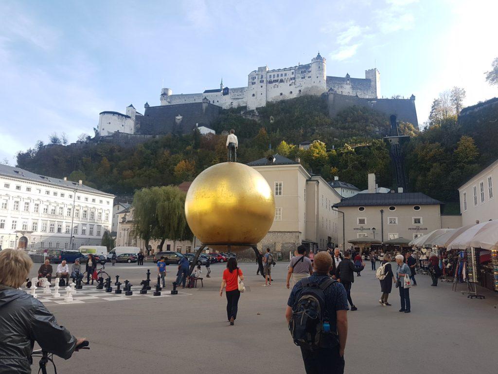 Knotentanz Kurs in Salzburg